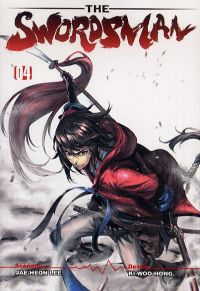 The Swordsman T4, manga chez Booken Manga de Lee, Hong