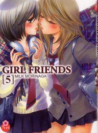 Girl friends T5, manga chez Taïfu comics de Morinaga