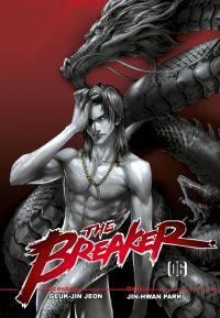 The Breaker T6, manga chez Booken Manga de Jeon, Keuk-Jin