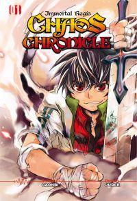 Chaos Chronicle : Immortal Regis T1, manga chez Booken Manga de Gaonbi, Juder