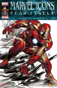 Marvel Icons T13 : Le pacte de Fatalis (0), comics chez Panini Comics de Fraction, Hickman, Bendis, Epting, Larroca, Deodato Jr, d' Armata, Mounts, Beredo