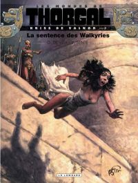 Les Mondes de Thorgal – cycle Kriss de Valnor, T2 : La sentence des Walkyries (0), bd chez Le Lombard de Sente, de Vita, Graza