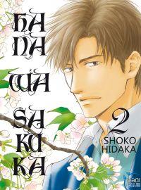 Hana wa saku ka T2, manga chez Taïfu comics de Hidaka