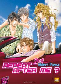 Repeat after me ? T2, manga chez Taïfu comics de Fuwa