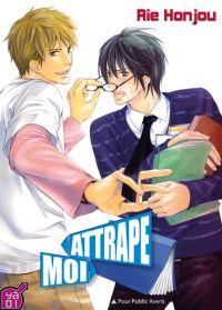 Attrape-moi, manga chez Taïfu comics de Honjoh