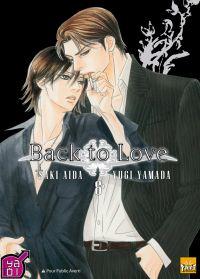 Back to love, manga chez Taïfu comics de Yamada