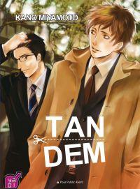 Tandem, manga chez Taïfu comics de Miyamoto