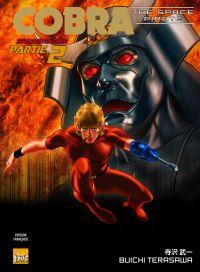 Cobra the space pirate 30th anniversary T16 : Salamandar - part 2 (0), manga chez Taïfu comics de Terasawa