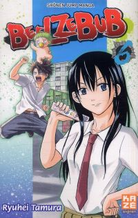 Beelzebub T6, manga chez Kazé manga de Tamura