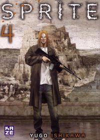 Sprite T4, manga chez Kazé manga de Ishikawa