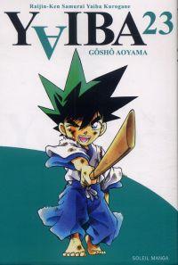 Yaiba T23, manga chez Soleil de Aoyama