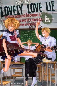Lovely love lie T6, manga chez Soleil de Aoki