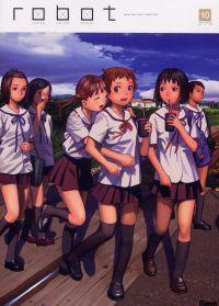 Robot T10, manga chez Glénat de Neonvision, Nagasawa, Sabe, Okama, Itou, Imperial boy, Tashiro, Miggy, Tokiya, Yonekura, Asada, Tada, Miura, Abe, Kozaki, Roboinu, Toume, Murata