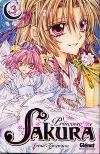 Princesse Sakura T3, manga chez Glénat de Tanemura