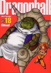 Dragon Ball – Ultimate edition, T18, manga chez Glénat de Toriyama