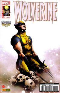 Wolverine (revue) T9 : Mythes, monstres et mutants (2/4), comics chez Panini Comics de Tieri, Aaron, Santacruz, Guedes, Wilson, Baumann, Lee