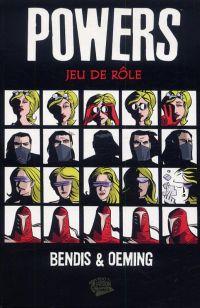 Powers T2 : Jeu de rôle (0), comics chez Panini Comics de Bendis, Oeming, Garrahy