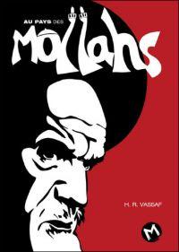 Au pays des mollahs, bd chez Même pas mal Editions de Vassaf