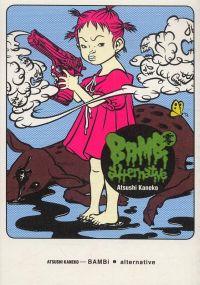 Bambi, manga chez IMHO de Kaneko