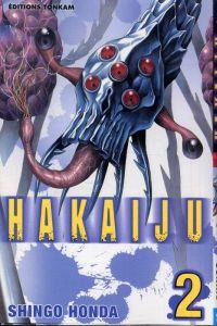 Hakaiju T2 : , manga chez Tonkam de Honda