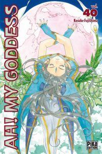 Ah! My goddess T40, manga chez Pika de Fujishima
