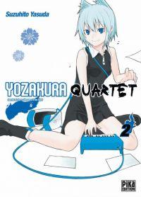 Yozakura quartet T2, manga chez Pika de Suzuhito