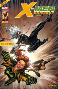 X-Men Universe – Hors série, T1 : En attendant l'aube (0), comics chez Panini Comics de David, Yost, Immonem, Lupacchino, Immonen, De Landro, Talajic, Milla, Cox, Quintana, Arbuto, Yardin