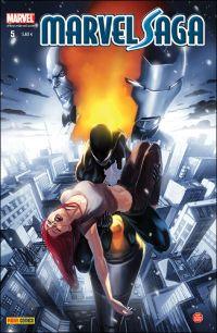 Marvel Saga – V 1, T5 : Spécial What if ? (0), comics chez Panini Comics de