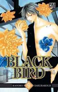 Black bird T9, manga chez Pika de Sakurakouji