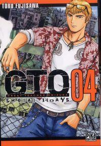 GTO - Shonan 14 days T4, manga chez Pika de Fujisawa