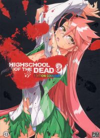 Highschool of the dead - édition couleur T3, manga chez Pika de Sato, Sato
