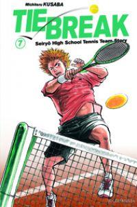 Tie break T7, manga chez Soleil de Kusaba