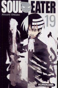 Soul eater T19, manga chez Kurokawa de Ohkubo