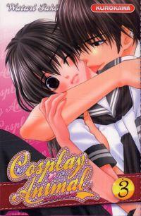 Cosplay animal T3 : , manga chez Kurokawa de Sako