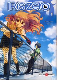 Iris zero T1, manga chez Bamboo de Piroshiki, Tanaka