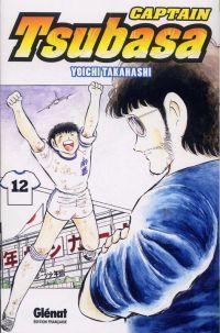 Captain Tsubasa T12, manga chez Glénat de Takahashi