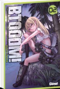 Btooom !  T2, manga chez Glénat de Inoue
