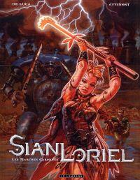 Sian Loriel T1 : Les Marches Carmines (0), bd chez Le Lombard de Attinost, de Luca