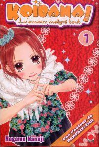 Koibana - l'amour malgré tout  T1, manga chez Panini Comics de Nanaji