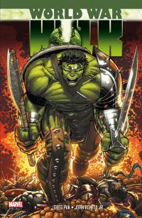 World War Hulk, comics chez Panini Comics de David, Pak, Romita Jr, Weeks, Rio, Phillips, Strain, Murai, Staples, Sandoval, Finch