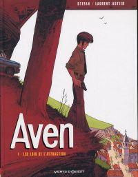 Aven T1 : Les lois de l'attraction (0), bd chez Vents d'Ouest de Stefan, Astier