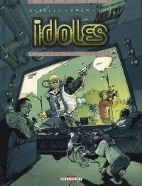 Idoles T1 : Pour toi, public (0), bd chez Delcourt de Gabella, Emem, Lou