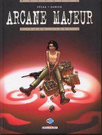 Arcane Majeur T3 : Cuba Libre ! (0), bd chez Delcourt de Pécau, Damien