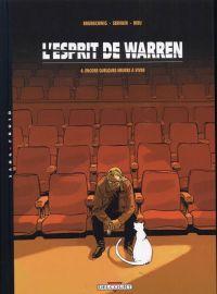 L'esprit de Warren T4 : Encore quelques heures à vivre (0), bd chez Delcourt de Brunschwig, Servain, Rieu