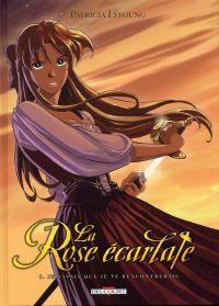 La rose écarlate – cycle 1, T1 : Je savais que je te rencontrerais (0), bd chez Delcourt de Lyfoung, Ogaki