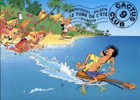 Cactus club T9 : Le tube de l'été (0), bd chez Dupuis de Gilson, Bercovici