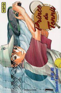 Prince du Tennis T1, manga chez Kana de Konomi