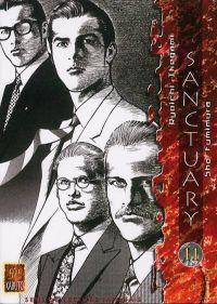 Sanctuary T11, manga chez SeeBD de Fumimura, Ikegami