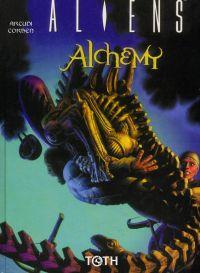 Aliens - Alchemy, comics chez Toth de Arcudi, Corben