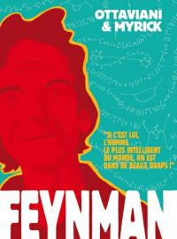 Feynman, comics chez Vuibert de Ottaviani, Myrick, Sycamore